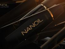 Haaröl Nanoil - ein Öl drei Versionen